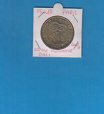75 ParisEspace Montmartre Dali La Montre molle   2005Bas Monnaie de Paris