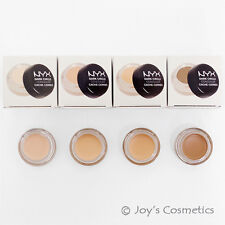 "2 NYX Dark Circle Concealer Jar  ""Pick Your 2 Color""     *Joy's cosmetics*"