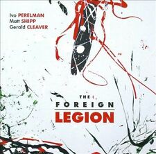 Gerald Cleaver The Foreign Legion CD