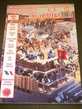 MINIATURE WARGAMES - TORRINGTON 1645 - MARCH 1996 # 154
