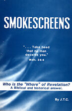 Like NEW Smokescreens by Jack T. Chick (Who is the Whore of Revelation?)