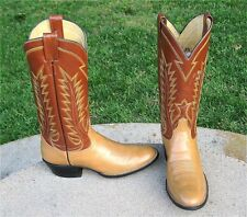 COWBOY WESTERN BOOTS  MENS   9'M