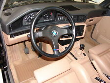 BMW STEERING WHEEL M3 M5 M6 BADGE E28 E24 E30 E34 633CSI 635CSI 524td 528e 533i