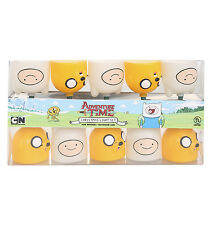 Adventure Time Finn and Jake Heads Holiday Christmas Lights 10 String Light Set