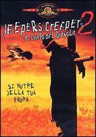 Dvd **JEEPERS CREEPERS 2 ~ IL CANTO DEL DIAVOLO** nuovo sigillato 2003