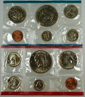 1978 P&D United States Mint Set with Envelope and COA OGP