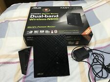 Excellent Condition ASUS RT-N56U 300 Mbps 4-Port Gigabit Wireless N Router