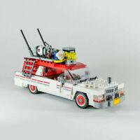 Ghostbusters Ecto-1 & 2 75828 Building Blocks 586 Pcs Bricks Free Shipping
