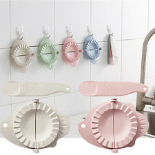 Newest Home DIY Tools Dumpling Press Machine Dough Pastry Mould Maker Spoon Set