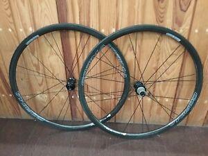 Roues route Corima Disc 32 ws black 2020 carbone pneus neuves