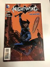 Nightwing (2014) #  28 (NM) Variant Cover Rare !