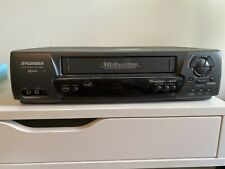 New listing Refurbished Sylvania Vcr 2965lF 4 Head Hi-Fi Vcr Vhs Player Recorder