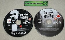 The Godfather Limited Edition + bonus DVD disc - disc only - PS2 game - PAL