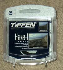 TIFFEN HAZE-1 FILTER REDUCE ALMOST 3/4 OF UV LIGHT BEST GENERAL PURPOSE CONTROL
