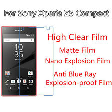 3pcs For Sony Xperia Z5 Compact Protect Eye Anti Blue Ray,Anti Explosion Film