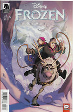 DISNEY FROZEN - HERO WITHIN (2019) #3 A - New Bagged (S)