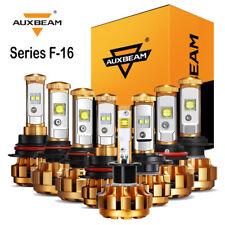 AUXBEAM H1 H3 H4 H7 H11 H8 H9 H13 9008 9004 9005 9006 9007 5202 LED Headlight 2x