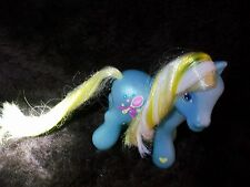 My Little Pony G3 ✿✿BluePony Yellow White  Hair  Beautiful✿✿