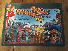 Drunter & drüber, Ein Spiel von Klaus Teuber, 1991, bitte lesen