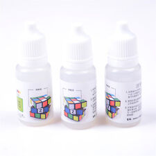 10ML Rubiks Magic Square Cube Smooth Lubricating Oil Silicone Lubricants HU PL