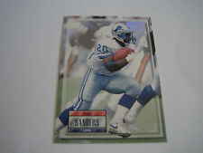 1993 PRO SET FOOTBALL BARRY SANDERS CARD #20***DETROIT LIONS***