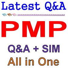 Project Management Professional v5 PMP Exam Q&A PDF+SIM