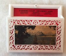Minnesota MN La Fayette FARMERS CO-OP CREAMERY Letter Holder @@ Collectors