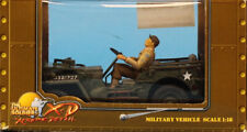 21st Century Toys Ultimate 1:18 MB Military Vehicle Driver Built Model #10120U