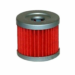 Oil Filter Hiflo For Suzuki GSX-R125 LT-Z90 K7 K8 K9 LT125 LT185 ALT125 ALT185