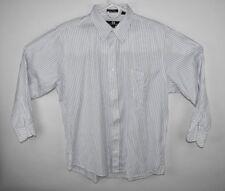 FUMAGALLI'S Mens Long Sleeve Dress/Casual Shirt Striped Size 16.5