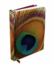 Peacock Photographic Journal  Hardcover, 5 X 7 inches New