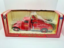Napa Tools & Equipment 1934 Red Ford Tow Truck 1/24th Crown Premiums New