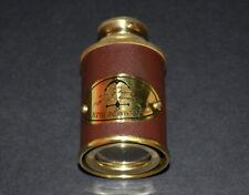 "Brass antique vintage maritime brass 9"" victorian marine telescope spyglass gift"