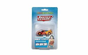Micro Scalextric Justice League Wonder Woman Car - G2168