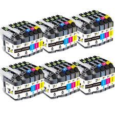 30x Tintenpatronen für Brother MFC-J4610DW J470DW J4710DW J650DW J870DW LC123 XL