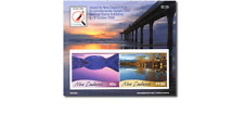 NLZ0016  Views of New Zealand block MNH NEW ZEALAND 2000