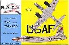 Mach 2 1/72 North American B-45A/RB-45C Tornado # 1072