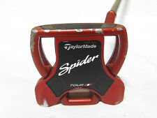 """Used RH Taylormade Spider Tour Red 34"""" Putter"""