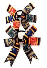 Handmade Girls Harry Potter  Hair Bow Bobbles Sold In Pairs