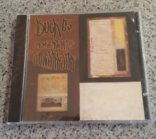 Buck 65 Synesthesia tour version CD sealed and different from re-release anticon
