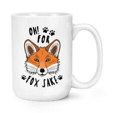 OH PER AMOR Fox 15 OZ (ca. 425.24 g) TAZZA Mighty-Divertente Scherzo SAKE Animale BIG GRANDE