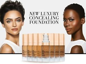 IMAN NEW LUXURY CONCEALING FOUNDATION - All Shade