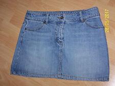 Jupe en jeans  taille 40 - 42 (voir les mesures)