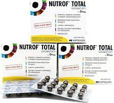 Nutrof Total THEA Nahrungsergänzungsmittel für gesunde Augen Lutein Omega 3 TOP