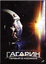 GAGARIN: FIRST IN SPACE DVD NTSC.  Language: Russian .SUBTITLES:ENGLISH