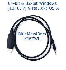 USB ICOM Programming Cable IC-208H IC-2730A IC-2730E IC-7000 OPC-478p