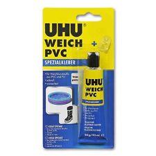 (15,83€/100 g) UHU weich PVC 46655 Tube 30 g Klebstoff Kleber soft Plastik