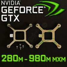 NVIDIA GTX 980 M - 280 m MXM ✔ X-Bracket GPU Spreader ⟴ Quadro K-Série ✔ Alienware ✔