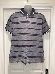 Men's BLUE HARBOUR Polo Shirt Casual Wear Size XL