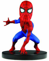 "MARVEL HEAD KNOCKER EXTREME CLASSIC SPIDERMAN 5"" By Neca New and Sealed"